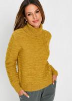 Trecere în revistă a celor mai la modă pulovere pentru sezonul de toamnă-iarnă 10