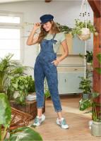 Denim Love – outfity s džínsovinou v hlavnej úlohe